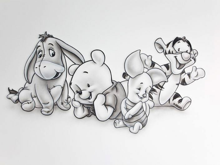 Winnie the Pooh Baby's